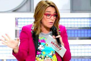 Toñi Moreno pone en su sitio a un 'crecidito' Kiko Jiménez
