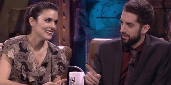 Las evidentes pistas que conducen al nuevo romance entre Broncano y Adriana Ugarte