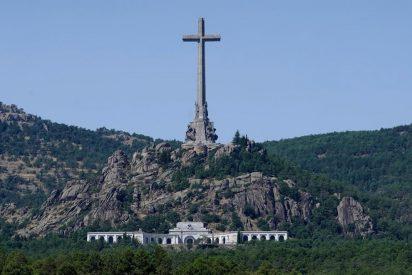 Lo que le molesta a la izquierda, más que Franco, es la Cruz que preside y corona el Valle