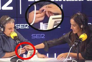 ¿Lo has aprendido de Podemos, Villacís? La vicealcaldesa le escribe a un periodista de la SER la pregunta que quiere que le haga