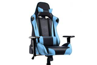 ¡Atención gamers!: La silla Racing es tu mejor opción para tus largas horas de juego