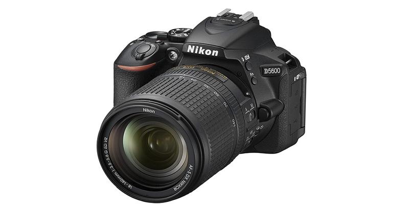 ¿Por qué la Nikon D5600 es una de las mejores cámaras réflex del mercado?