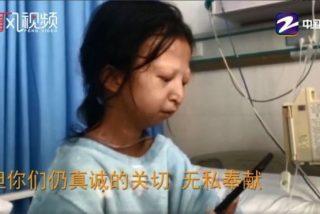 'La dura realidad de vivir en China comunista': la joven que se alimentó solo de arroz y chiles durante 5 años
