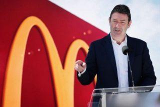 Este es Steve Easterbrook, el director ejecutivo de McDonald's que fue despedido por mantener una relación sentimental con una empleada