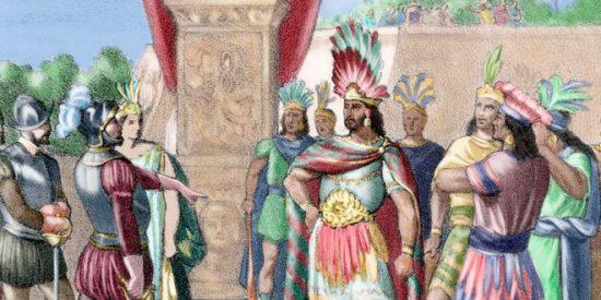 """Reunión de los descendientes de Moctezuma que viven en México y España 500 años después y la """"farsa"""" de los Moctezuma catalanes"""