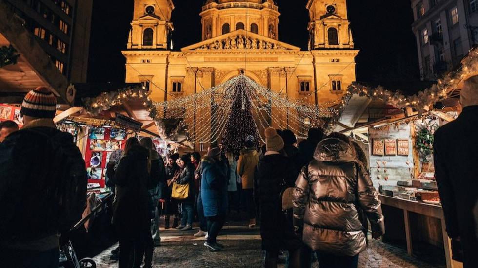 Imagen: Budapest (Archivo)