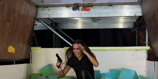 """Cristina Pedroche se pone histérica y monta un numerito lamentable en TV: """"Quiero llorar, ¡me voy a pegar un tiro!"""""""