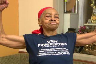 Esta abuela culturista, de 82 años, le da una paliza a un intruso que entró en su casa