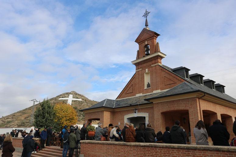 Reig Pla desea fundar un monasterio en el Cementerio de los Mártires de Paracuellos