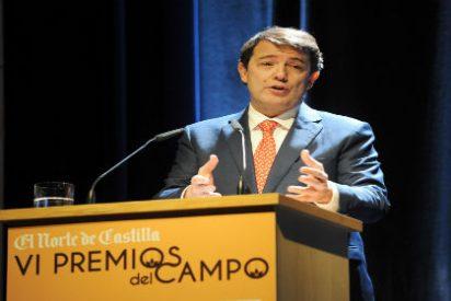 Compromiso total de Mañueco con el campo en Castilla y León