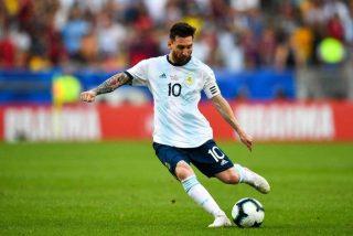 Messi vuelve a la convocatoria de la selección argentina tras cumplir su sanción