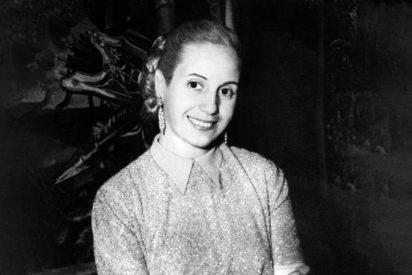Piden la beatificación de Eva Perón