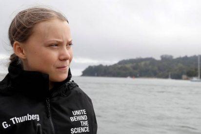 Greta Thunberg quiere cruzar el Atlántico y asistir a la cumbre climática en Madrid