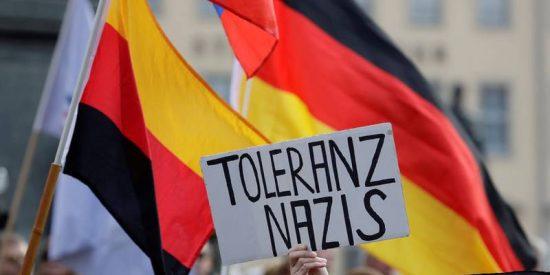 """La ciudad de Dresde declara una """"emergencia nazi"""""""