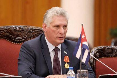 El presidente de Cuba acusa a la OEA de ser un instrumento de presión política de EE.UU.