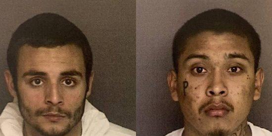 """Estos dos reclusos """"armados y peligrosos"""" se escapan de una prisión de California haciendo un agujero en el techo del baño"""
