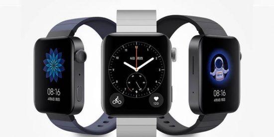 Así es el primer reloj inteligente de Xiaomi que competirá con Apple Watch