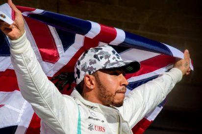 """Hamilton: """"He luchado contra ciertos demonios para llegar a ganar un sexto título en Fórmula 1"""""""