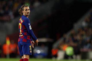 Vídeo viral: La cantada de Messi tras rematar en lugar de pasar el balón a Griezmann