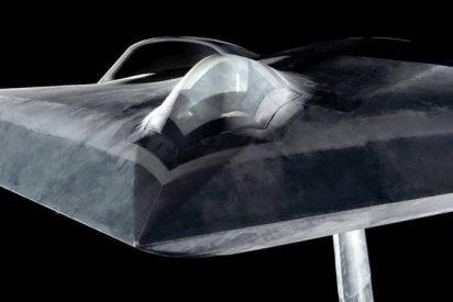 Airbus desclasifica por fin el LOUT, proyecto de dron de combate furtivo que lleva desarrollando en secreto desde hace 10 años