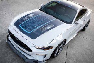 Vídeo viral: Ford presenta este super Mustang completamente eléctrico de 900 caballos que no está a la venta