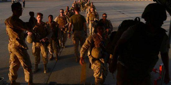 Vídeo viral: Filtran estas imágenes que demostrarían la llegada de armas estadounidenses en secreto a Yemen