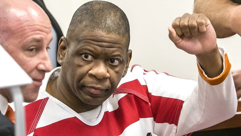 ¿Sabías que Rihanna, Kim Kardashian y más de 320.000 personas han firmado para impedir la ejecución de este hombre que asesinó a una joven en 1996?