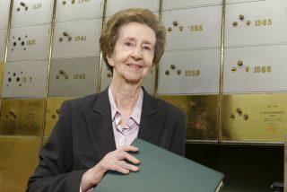 Triste adiós a la bioquímica española Margarita Salas, referente femenino en el mundo de la ciencia
