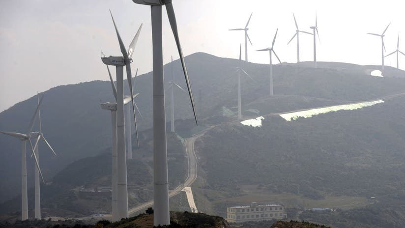 Así es el gigantesco generador de energía eólica desarrollado por China