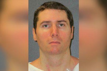 Este supremacista blanco se disculpa con las familias de las víctimas que asesinó antes de ser ejecutado