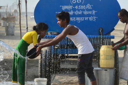 ¿Sabías que el calentamiento global podría matar a 1,5 millones de indios al año?