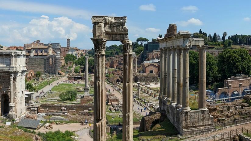 ¿Sabías que la mayoría de la población del Imperio Romano procedería de Oriente y África?