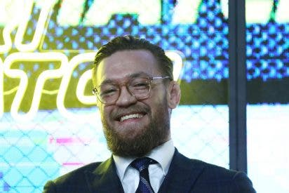 """McGregor se burla del mal debut del primo de Khabib en la UFC y borra los tuits : """"Siempre un fracaso"""