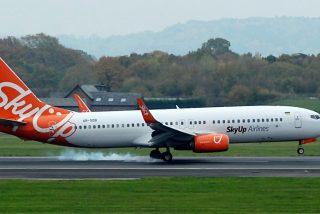 Vídeo viral: Este avión de pasajeros sufre un incendio momentos después de aterrizar en Egipto