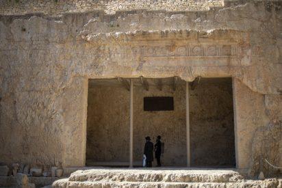 Abren la Tumba de los Reyes en Jerusalén por primera vez en una década y esto es lo que encuentran…