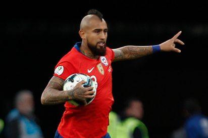 """Arturo Vidal: """"Sería lindo ganar a Perú para que la gente se olvide de lo que está sufriendo"""""""