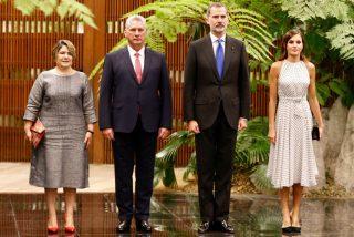 La primera visita de Estado de un monarca español a Cuba da una imagen a la isla de apertura al mundo y da la espalda al rancio comunismo sufrido por décadas