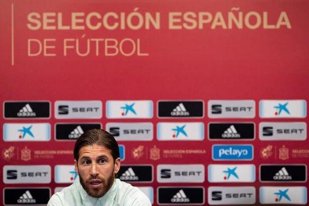 """Sergio Ramos lo tiene muy claro: """"No es el momento de jugar en Barcelona"""""""