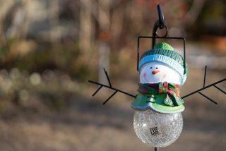 Obligan a una familia de EE.UU. a retirar un muñeco de nieve navideño por adelantarse demasiado a las fiestas