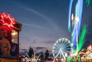 Vídeo viral: Esta atracción de feria falla y los usuarios quedan suspendidos a 45 metros de altura