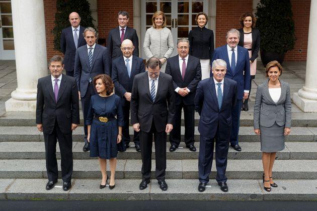 Unos 80 altos cargos del Gobierno de Rajoy podrán trabajar en el sector privado