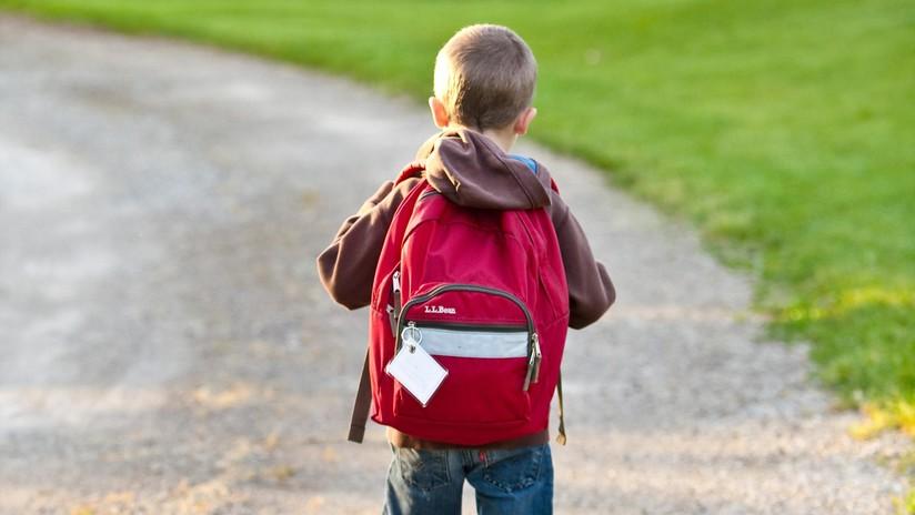 ¡Terrible!: Niño de 5 años lleva heroína a la escuela y afirma que cuando la prueba se siente como 'Spiderman'