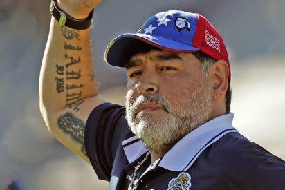 Un aficionado argentino se tatúa a Maradona y el resultado desata el cachondeo en la Red