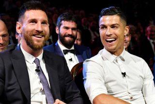 """La respuesta de Cristiano cuando sus compañeros lo comparaban con Messi: """"Sí, pero él no se ve así"""""""
