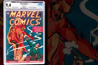 Subastan este primer número de Marvel Comics por más de 1 millón de dólares