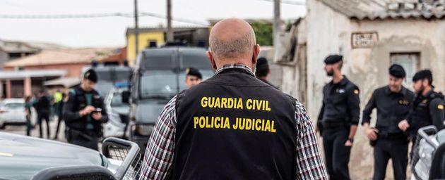 """""""No nos cogeréis, calvos de mierda""""; dice una banda de ladrones de Asturias, a la Guardia Civil"""