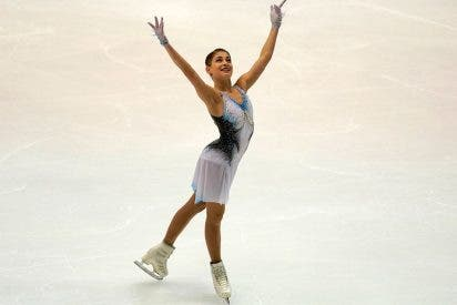 Aliona Kostornaya consigue un nuevo récord mundial en Japón