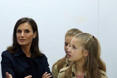 Casa Real: La prensa francesa culpa directamente a la Reina Letizia de un 'doloroso y desconocido' episodio