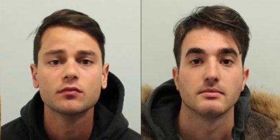 Condenan a 7,5 años de prisión a estos dos hombres filmados chocando las manos y abrazándose tras violar a una joven en un club