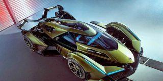 Así es el nuevo Lamborghini monoplaza con 819 caballos de fuerza para la saga GT de PlayStation